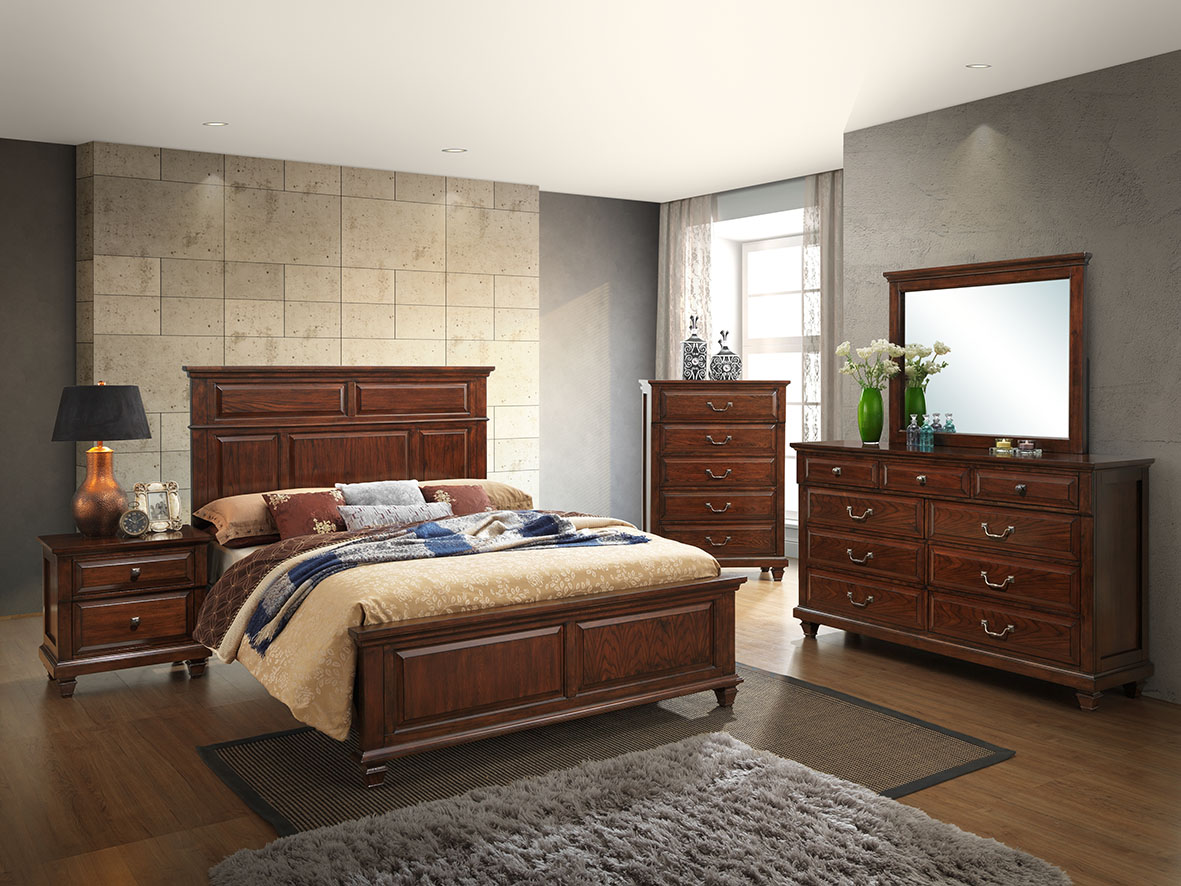 BE5703-QB BEDROOM SET